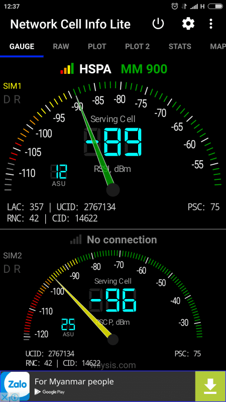 3G fallback MPT Junction Square 4G