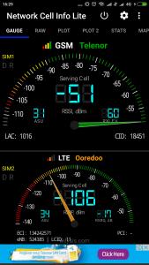 Ooredoo 4G Speedtest Myanmar Shwegondaing