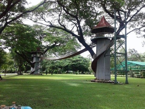 Yangon Internet, Yangon Internet Tour Chapter 1: People's Park