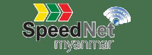 Myanmar Speednet Logo FTTX Yangon FTTH Internet Broadband