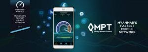 MPT won Myanmar's Speedtest Awards Q1-Q2 2017