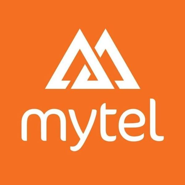 Mytel logo internet in myanmar broadband in myanmar ftth wireless fttb yangon 4G fiber internet bandwidth speed mobile operator 3G 2G LTE
