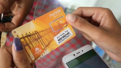 MyTel introduces eSIM technology in Myanmar