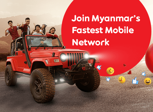 Ooredoo Myanmar, mobile operator of the year