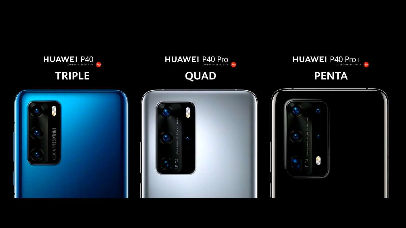 Huawei P40 and P40 Pro on their way to Myanmar