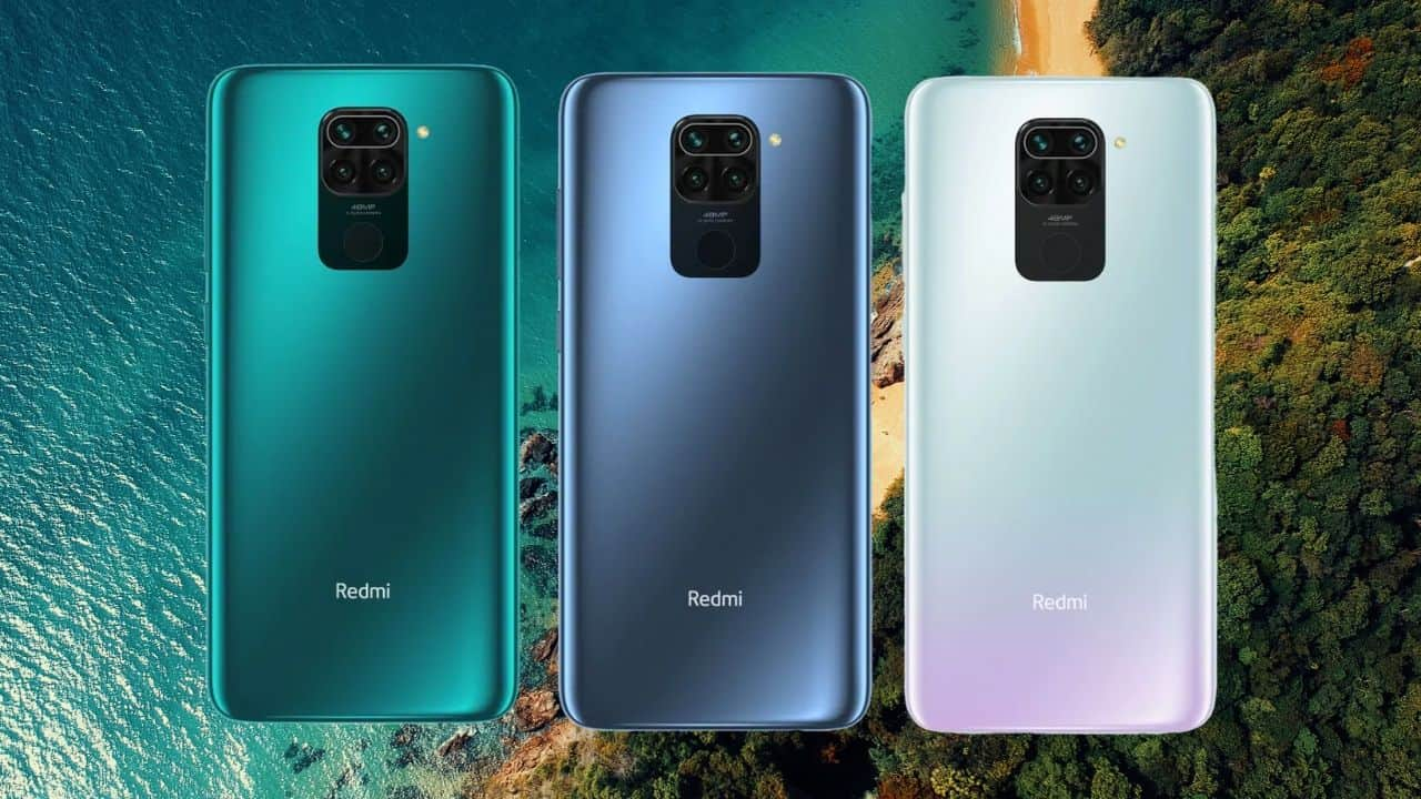 Redmi Note 9 and Redmi Note 9 Pro soon in Myanmar