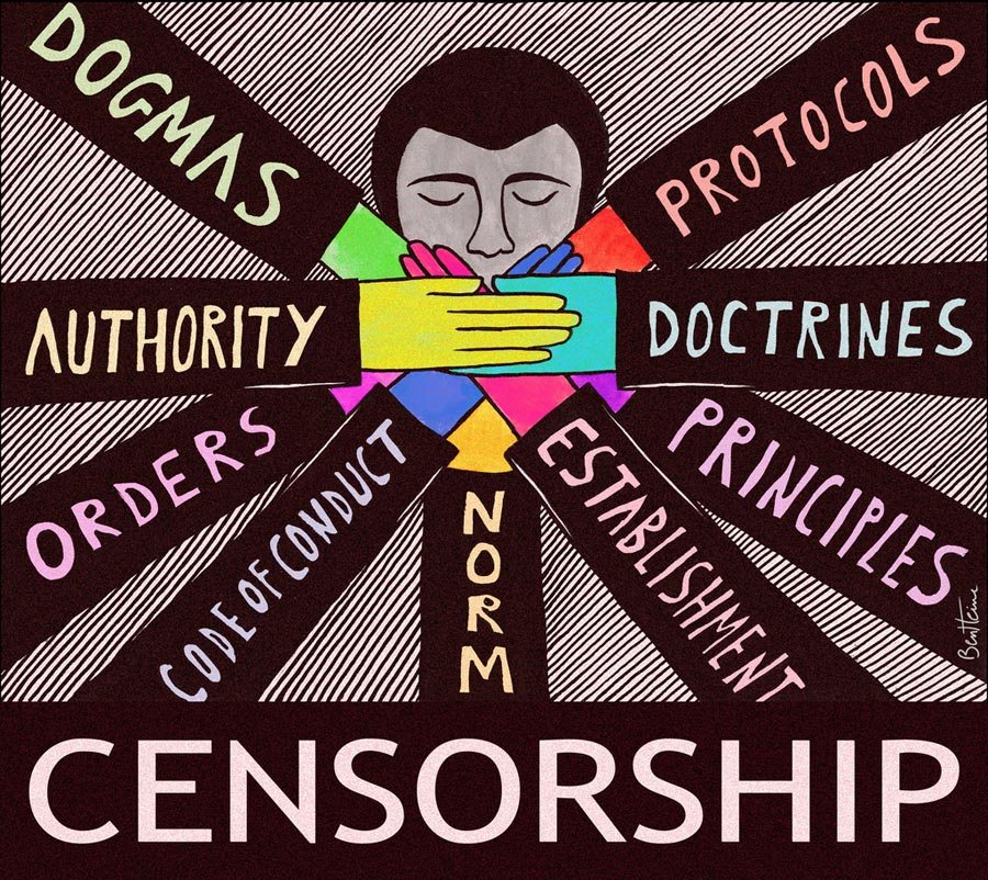 Internet Myanmar Censorship