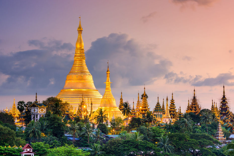 Phone Roaming Myanmar Yangon travel tourism