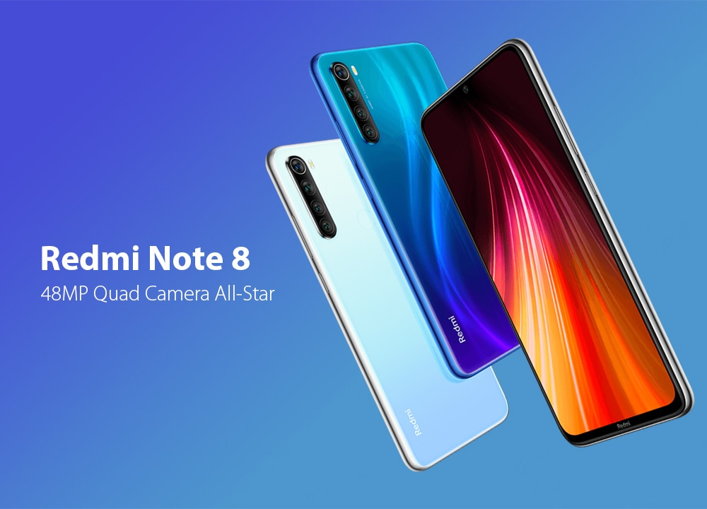 Xiaomi Redmi Note 8 Official Myanmar Internet Yangon Mobile Smartphone
